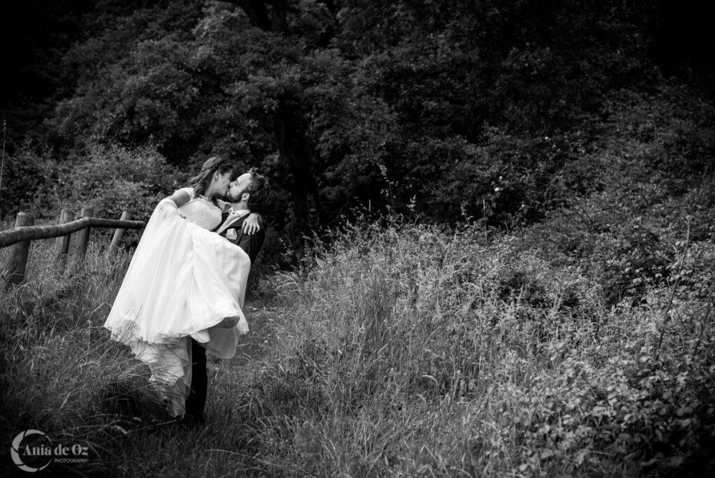 Fotografía de bodas en Vitoria