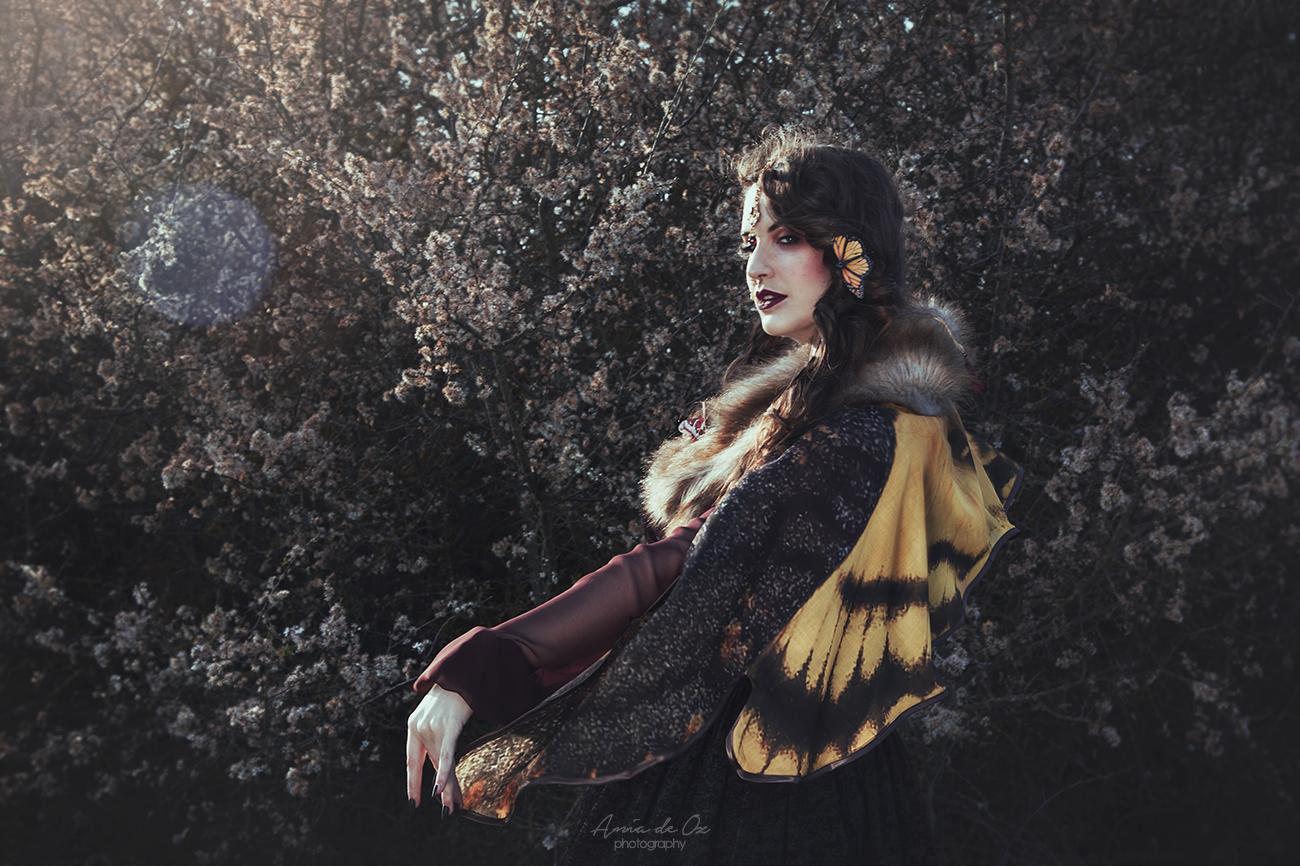 Rincones mágicos – Sesión de fotos de fantasía