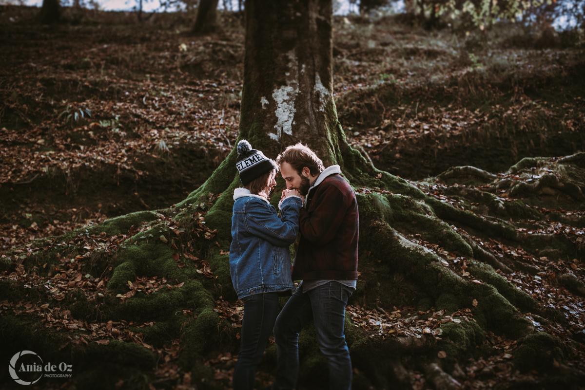 Preboda en el Hayedo de Otzarreta – Miren y Lander
