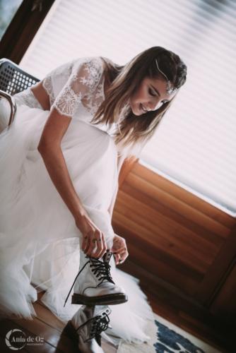 fotógrafo de bodas diferentes en vitoria