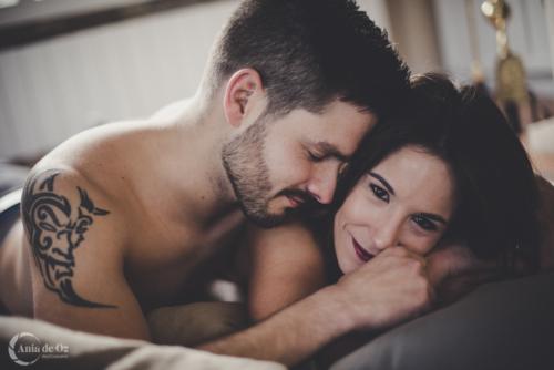 Sesiones de pareja íntimas y románticas en Vitoria