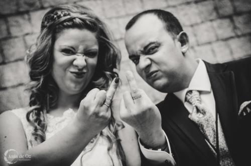 reportaje de bodas naturales en vitoria