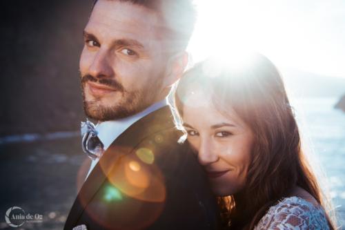 fotógrafo de bodas románticas en álava euskadi
