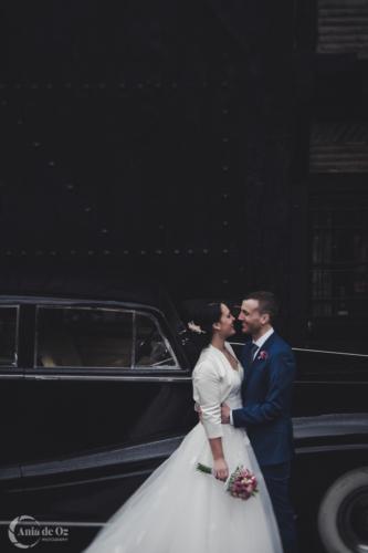 fotógrafo de bodas románticas en vitoria
