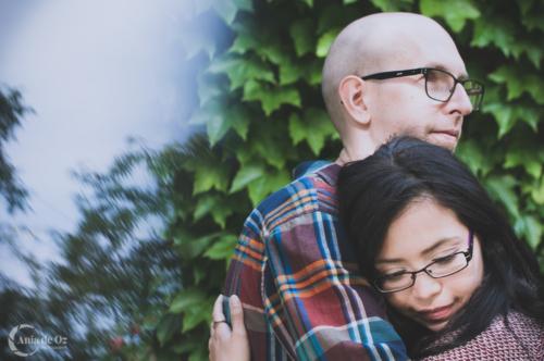 Sesiones de fotos de pareja en Vitoria