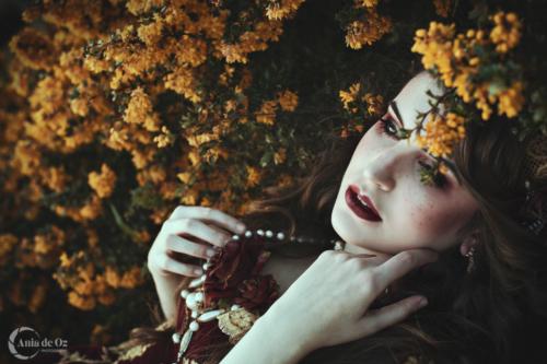 fotografía de moda y fantasía en vitoria